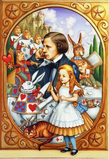 037 Lewis Carroll e Alice